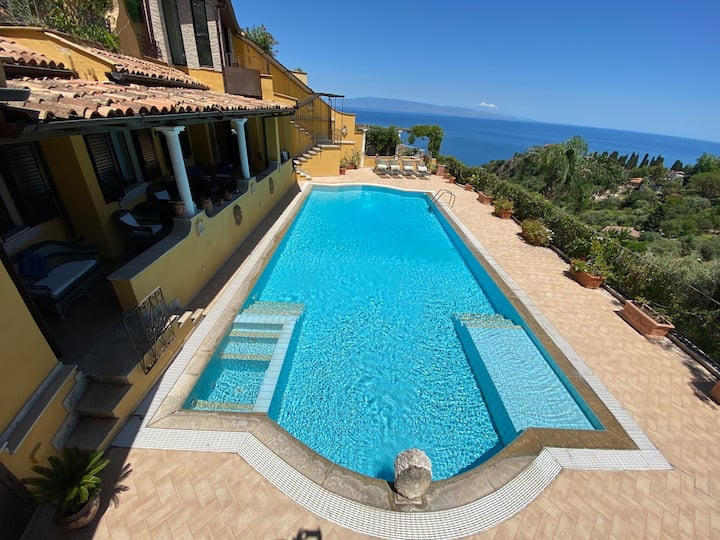 Villa Matis Exclusive Private Pool Sea View Garden