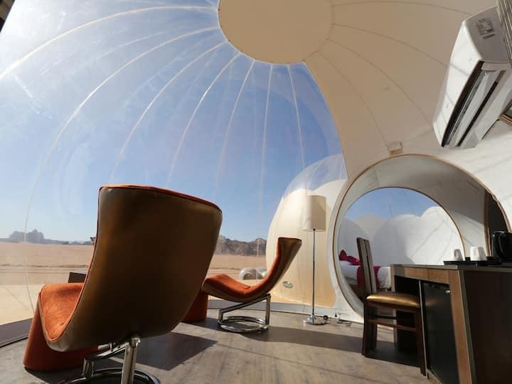 Bubble Family - Bubble Luxotel Wadi Rum