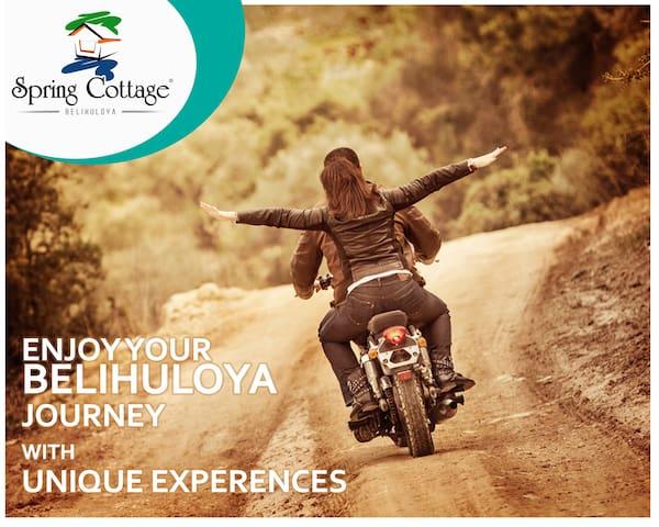 Spring Cottage - Belihuloya