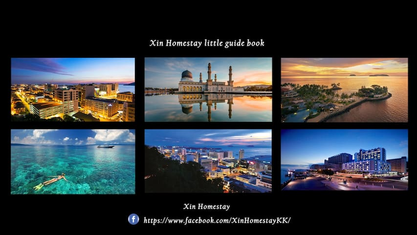 Michelle米雪's guidebook