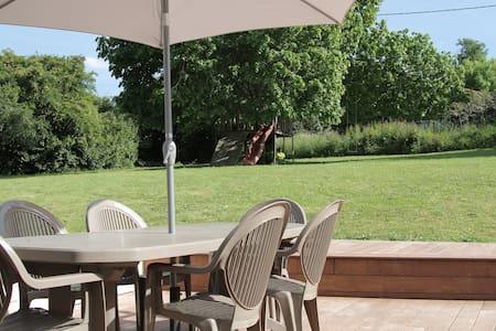 Maison familiale dans son écrin de verdure - Lignan-de-Bordeaux - บ้าน