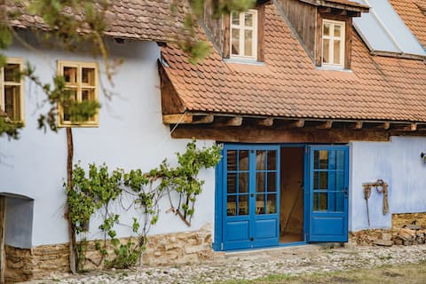 Viscri 161B Sächsisches Gästehaus