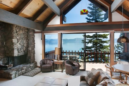 Tahoe Home on the Lake, Great View