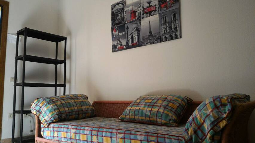 San Pantaleo  -  Stanza con B&B - San Pantaleo - Apartment
