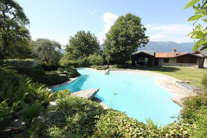 A living dream in the nature - Castello - Villa