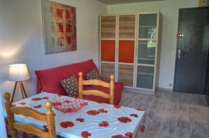 Magnifique studio dans résidence - Gréoux-les-Bains - Condominium