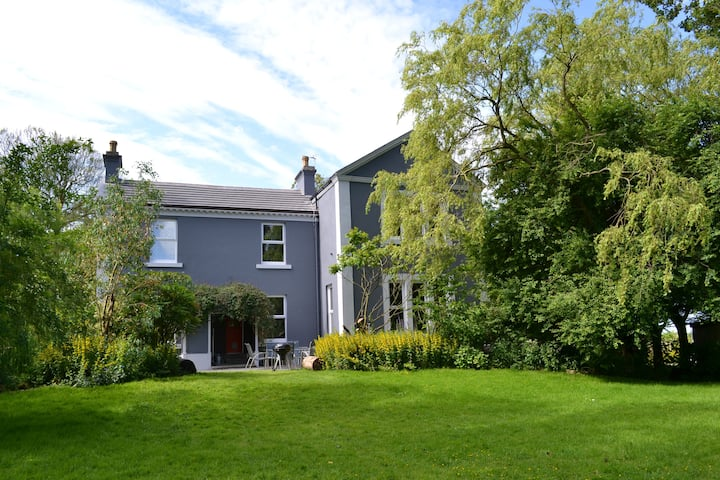 Fabulous, sunny spacious family period home