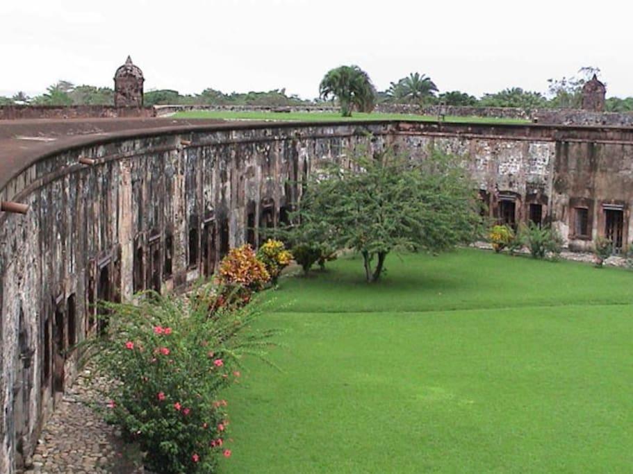 Castle of San Fernando de Omoa