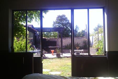 Chambre privative à 15 minutes de La Rochelle - Clavette - Apartment