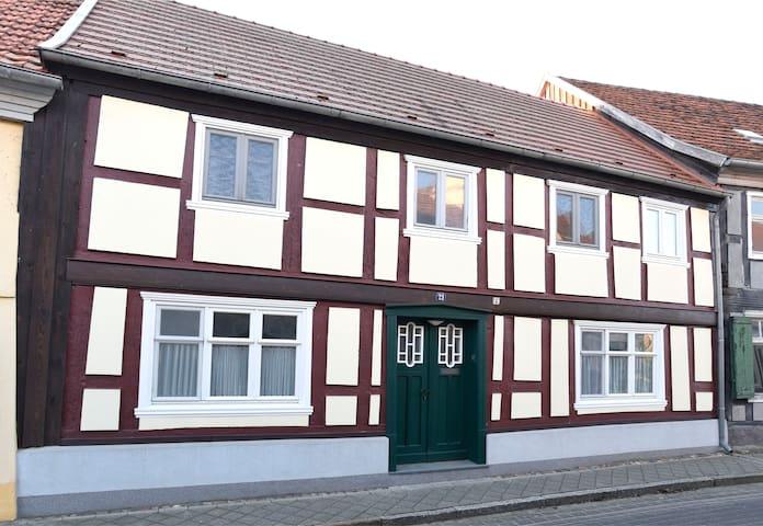 Haus Löcknitz - Ferienhaus
