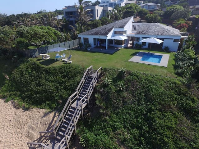 The Ultimate Family Beach Home - Dolphin Coast - Casa