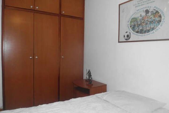 Habitación Pistacho