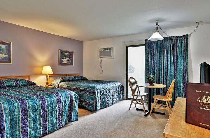 Cedarbrook Standard Hotel Room 104