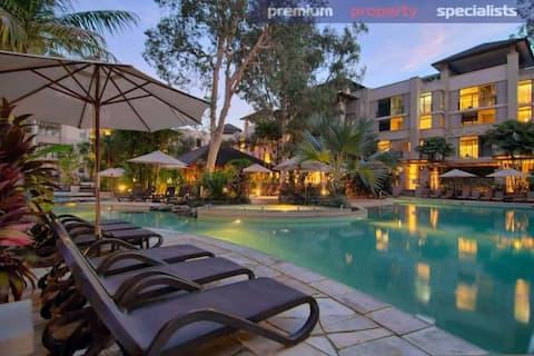 Luxury Apt Spa Studio 320: Sea Temple Resort & Spa