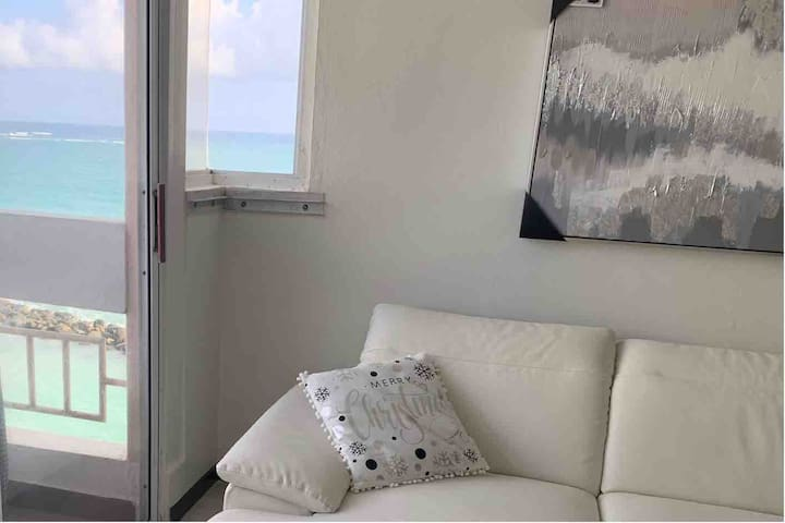 Ocean View Isla Verde Bed and Bath