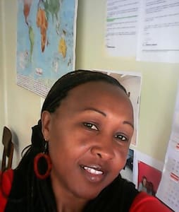 Private room.Friendly and great neighbourhood - Nairobi - Apartment