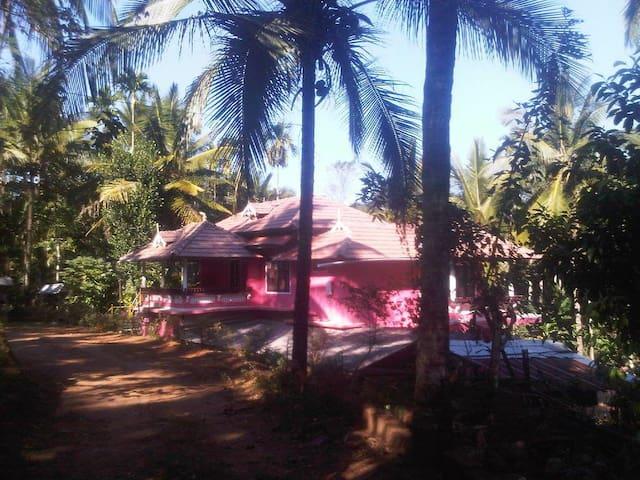 Agro - eco tourism farm stay