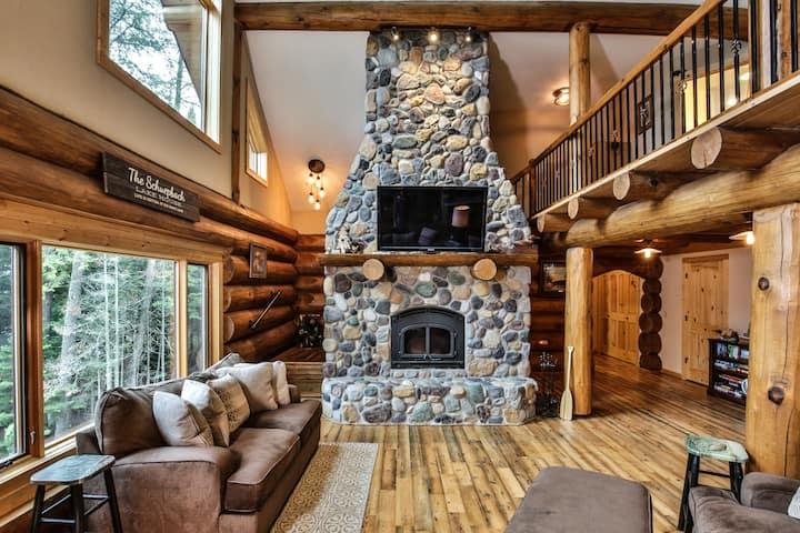 NEW LISTING! Big Sand Lake Chalet - Hiller Vacation Homes