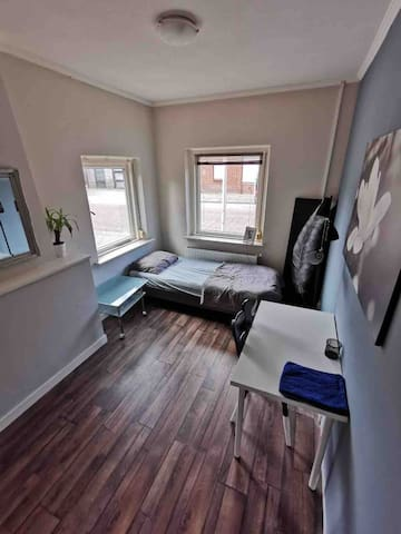 Clean and quiet room in the heart of Enschede!