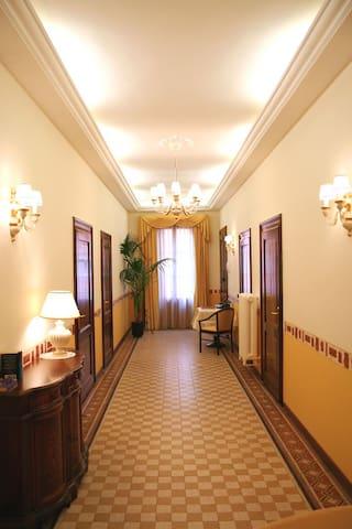 Luxury flat in Venice lido,wifi,aircon,garden,park - Venice - House