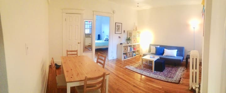 Charming one-bedroom apt. in the heart of DC