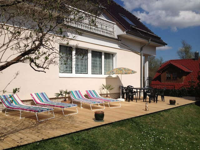 Holiday flat Gille/Stange - Feldberger Seenlandschaft - Flat