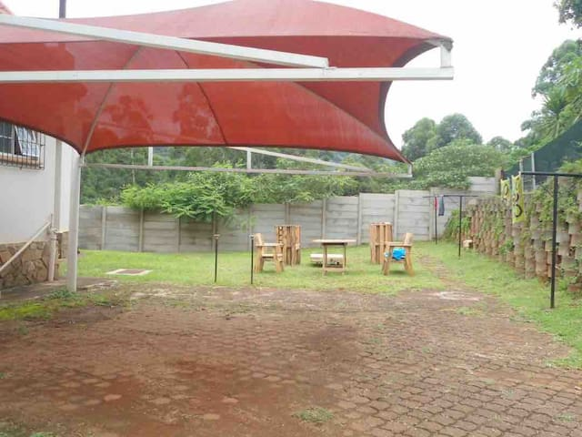 Rhino Rest Camp 4