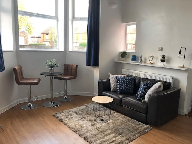 Beech Road apartment - its number 1!