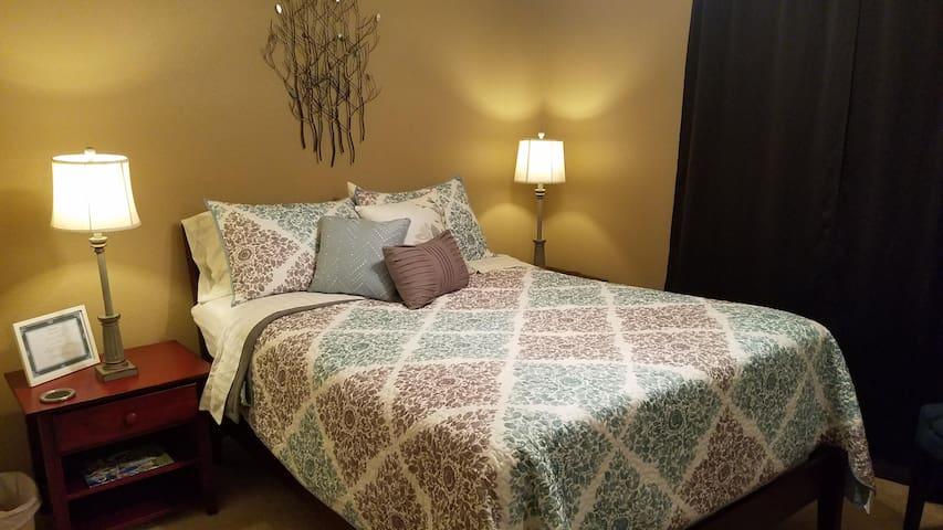 Comfortable Private Room #2 - Quiet Cul de Sac