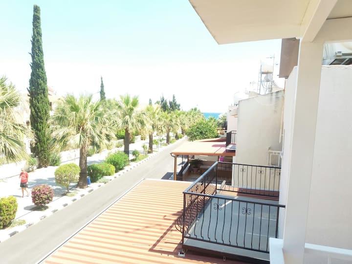 Pirgos beach house