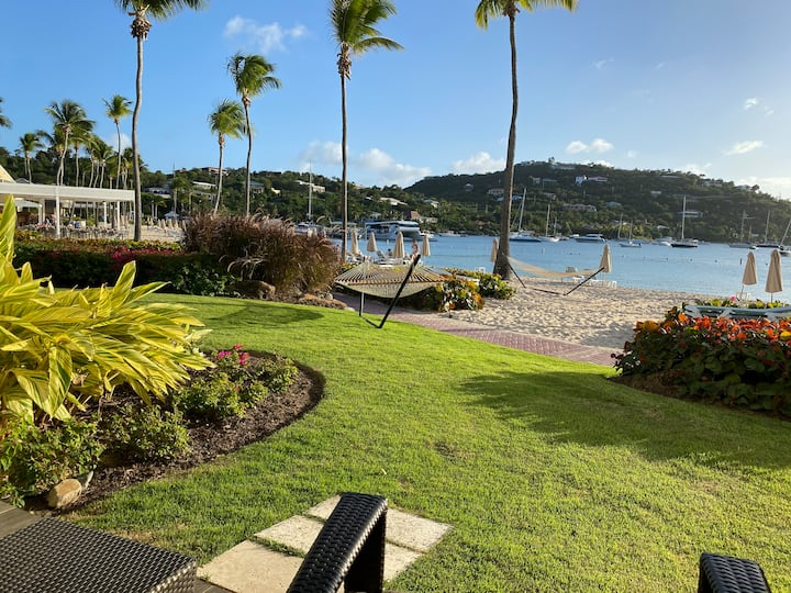 Ocean Front USVI  Westin 2 BR Luxury Villa, Slps 8