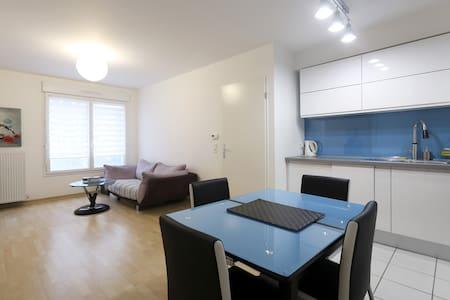 Appart cosy 12 min PARIS La DEFENSE - 贝松(Bezons) - 公寓