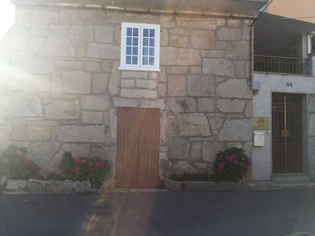 Casa piedra planta baja