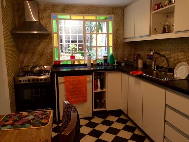Habitación privada - Buenos Aires - Huis