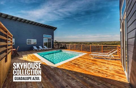 Guadalupe Azul: Cliffside Private Pool by SKYHOUSE