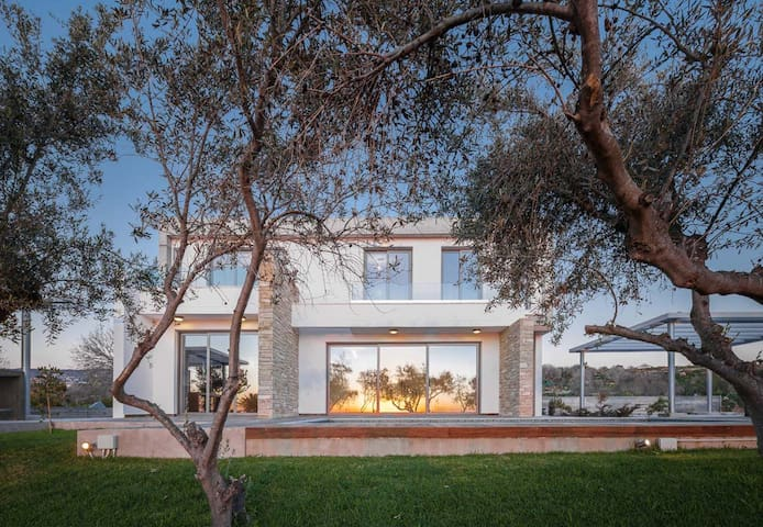 Olive Grove Private Villa