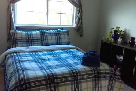 Beautiful Home,  Quiet area, Comfortable Room  #3