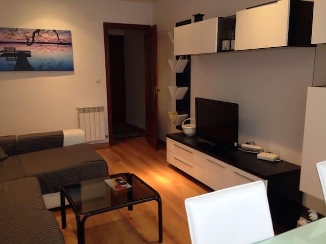 Piso moderno y céntrico con Wifi - Valladolid - Apartamento