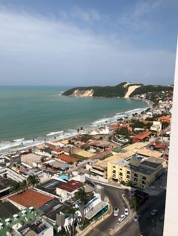 Apartamento frente mar, Ponta Negra