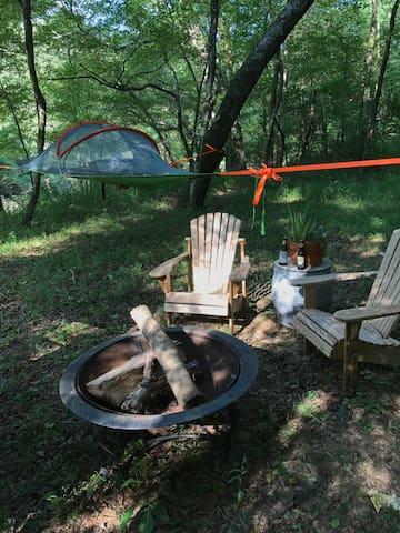 The Andrews Farm Tree Tent