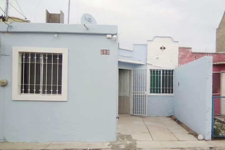 Blue house renta de habitación