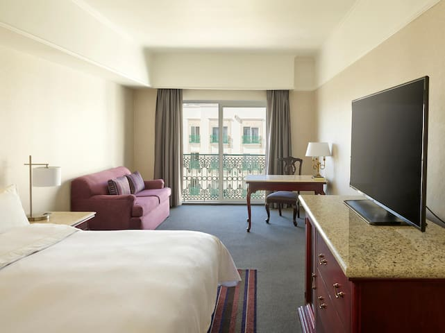 Classic Room Club Double Bed At Aguascalientes