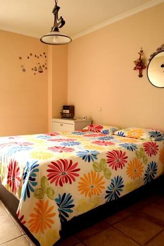 Tu habitación con baño en Torres de la Alameda