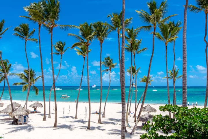 Beach House Bungalow 8guests  WiFi - Punta Cana - Villa