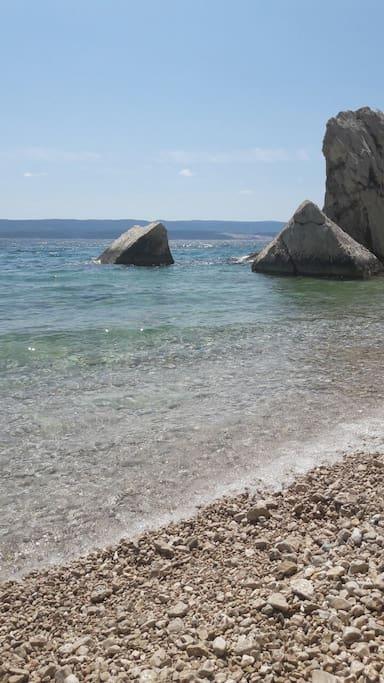 Marušići Beach