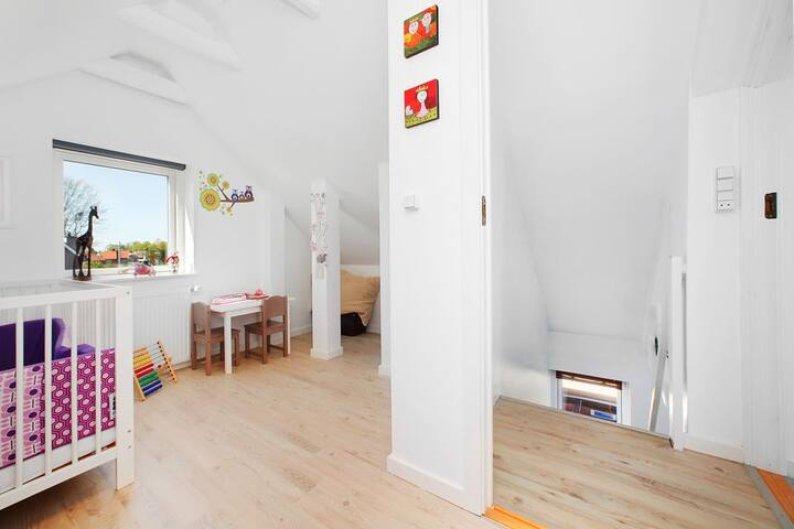 Nice renovated villa close to CPH - Glostrup - Hus