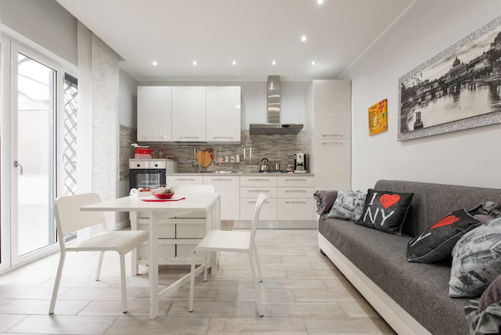 Apartment Grey