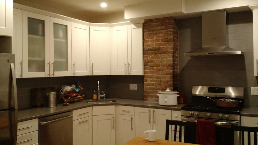 Cozy House in Kendall Square - Cambridge - Townhouse