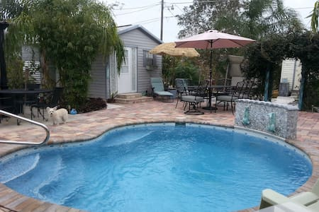 private pool side space, beach town - Englewood - Egyéb