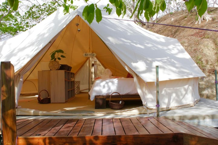 GUANAGLAMP - Our Bell Tents